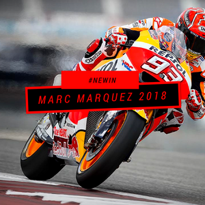 ORDER MARC MARQUEZ'S NEW 2018 COLLECTION