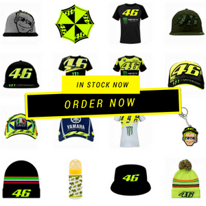 VALENTINO ROSSI 2018 HAS ARRIVED AT ASD HQ!