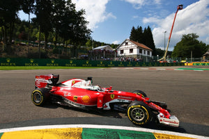 F1 Italian GP: Spa recovery giving Ferrari hope for Monza