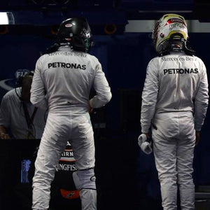 May the best man win! F1 title decider this weekend!