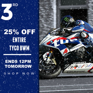 3rd Day of Christmas All Stars Gave to me..... 25% OFF TYCO BMW!