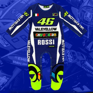 📢BACK IN STOCK: Valentino Rossi Baby Grows