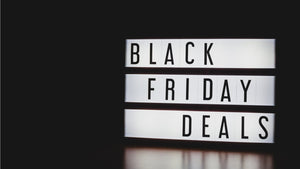 BLACK FRIDAY HAS JUST LANDED, GET 25% OFF!