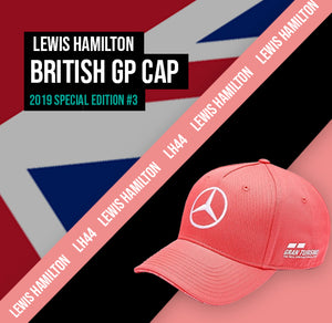 SPECIAL EDITION BRITISH GP CAP!🏆
