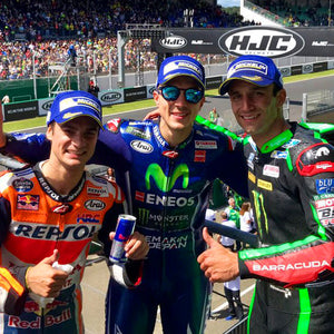 French MotoGP: Maverick Vinales wins to take world championship lead