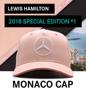 Lewis Hamilton Limited Edition Monaco Cap Is HERE! 🔥