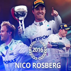 F1 CHAMPION OF 2016 NICO ROSBERG
