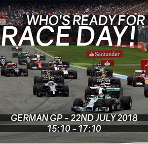 WHO'S READY FOR THE GERMAN GP?!?🏆💪