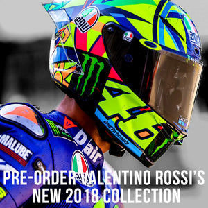 PRE-ORDER THE LEGEND #VR46 NEW 2018 COLLECTION