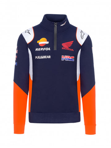 Sweatshirt Repsol Honda - Official Teamwear Replica 2020