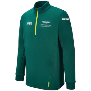 Aston Martin F1 Team Midlayer Sweatshirt Official 2021