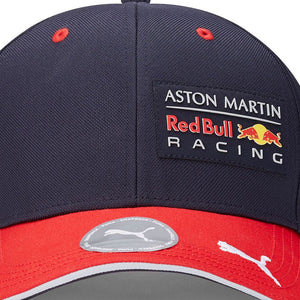 Aston Martin Red Bull Racing F1 Kids Team Cap Blue Official 2020 - allstarsdirect