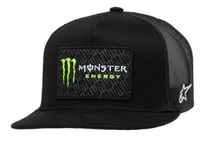 Alpinestars Hat Champ Monster Trucker Cap Black