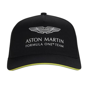 Aston Martin F1 Team Cap Black Official 2021