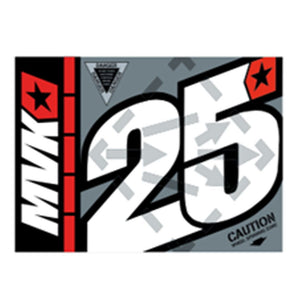 Maverick Vinales 25 Moto GP Logo Flag Official New - allstarsdirect
