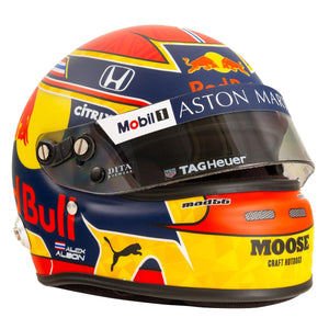 Arai Alex Albon 2020 Aston Martin Red Bull F1 Racing 1:2 Scale Mini Helmet