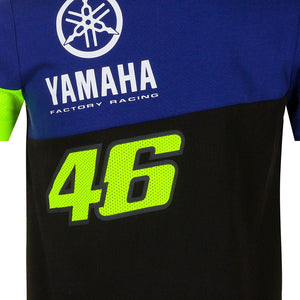 Valentino Rossi Junior T-Shirt VR46 MotoGP M1 Yamaha Official 2020