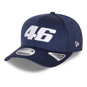 Valentino Rossi New Era 9Fifty Core Cap Blue VR46 Official 2021