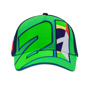 Franco Morbidelli 21 Trucker Cap Official 2021