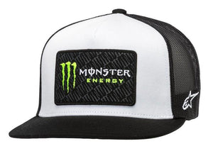 Alpinestars Hat Champ Monster Trucker Cap White