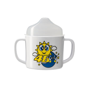 Valentino Rossi Baby Cup VR46 Moto GP Sun & Moon Official 2020 - allstarsdirect