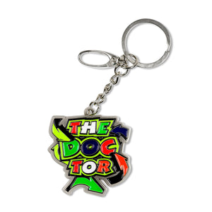 Valentino Rossi Keyring VR46 MotoGP The Doctor Metal Official 2020