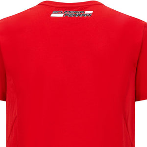 Scuderia Ferrari F1 Racing SF Team Motorsport T-shirt Red Official 2020 - allstarsdirect