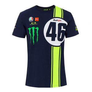Valentino Rossi VR46 Abu Dhabi 24hrs T-shirt Official 2020 - allstarsdirect