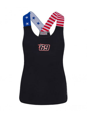 Nicky Hayden Tank Top Vest 69 USA MotoGP Official 2020 - allstarsdirect