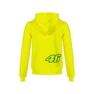 Valentino Rossi Kids Hoodie VR46 MotoGP The Doctor Yellow Official 2020
