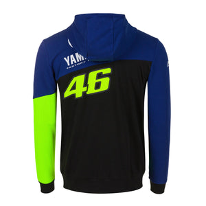 Valentino Rossi Hoodie VR46 MotoGP M1 Yamaha Factory Racing Team Official 2020