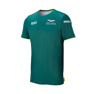 Aston Martin F1 Team Mens T-Shirt Official 2021