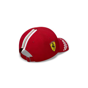 Scuderia Ferrari Cap F1 Racing Team Red Official Motorsport 2020