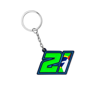 Franco Morbidelli 21 Key Ring Official 2021