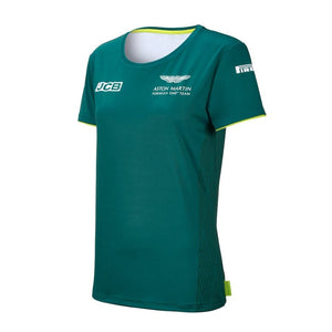 Aston Martin F1 Team Womens T-Shirt Official 2021