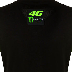 Valentino Rossi Womens T-Shirt VR46 MotoGP Monza Monster Sponsor Official 2020 - allstarsdirect