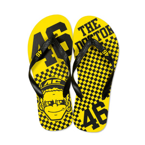 Valentino Rossi Sandals VR46 MotoGP The Doctor Race Official 2020 - allstarsdirect
