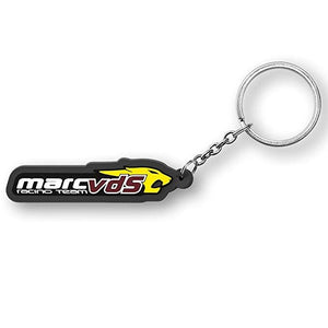 Marc VDS Racing Team Moto GP Key Ring Official New - allstarsdirect