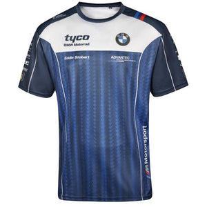 Tyco British Superbike & International Racing Printed T-shirt Official - allstarsdirect