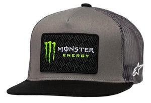 Alpinestars Hat Champ Monster Trucker Cap Grey/black