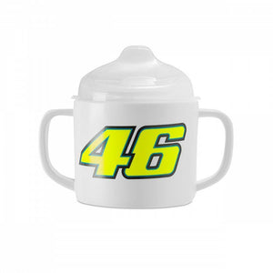 Valentino Rossi VR46 Moto GP Pop Art Turtle Baby Cup Official 2019 - allstarsdirect