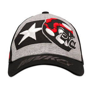 Maverick Vinales Kids Baseball Cap 12 Moto GP Logo Black Official