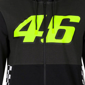 Valentino Rossi Hoodie VR46 MotoGP Race The Doctor Official 2020