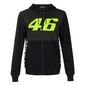 Valentino Rossi Hoodie VR46 MotoGP Race The Doctor Official 2020 - allstarsdirect