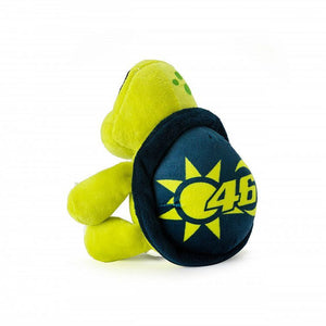 Valentino Rossi VR46 MotoGP Sun & Moon Turtle Plush Toy 13cm Official 2020 - allstarsdirect