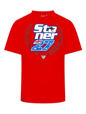 Casey Stoner T-shirt  Tribute MotoGP Official 2020 - allstarsdirect
