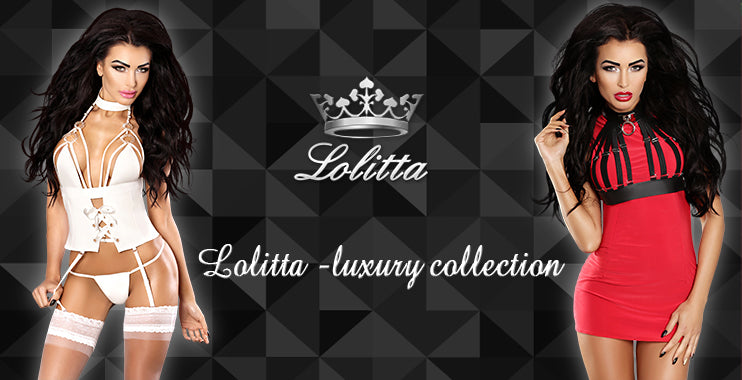 Lolitta Lingerie Poland Reduced To Clear