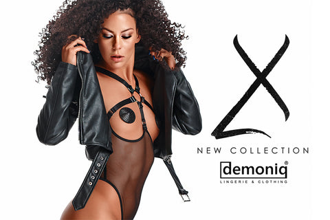 Lady X collection of erotic lingerie by Demoniq lingerie Poland