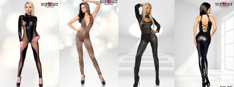 Saresia cat-suits