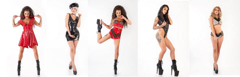 Around the World lingerie and clothing collection by Me Seduce Poland